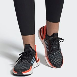 adidas UltraBOOST 19 High-Res Coral Blue